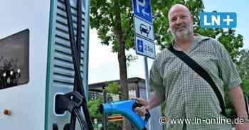 In Norderstedt laden E-Autos jetzt schnell mit Ökostrom auf - Lübecker Nachrichten