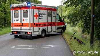 Radfahrer aus Bohmte bewusstlos auf einer Straße in Venne aufgefunden - noz.de - Neue Osnabrücker Zeitung