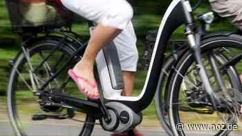 Wo kann ich mein Fahrrad im Wittlager Land kostenlos aufladen? - noz.de - Neue Osnabrücker Zeitung