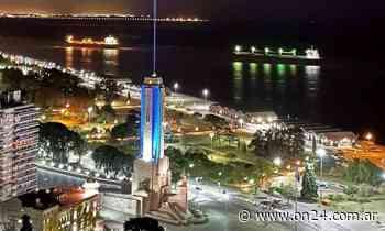 Homenaje a la Bandera Nacional en Rosario - ON24