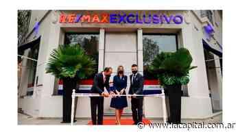 Desde Rosario, RE/MAX EXCLUSIVO inauguró un concept store que es vanguardia en el país - La Capital (Rosario)