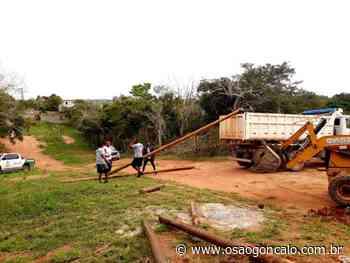 Prefeitura de Cabo Frio retira loteamento irregular nas falésias da Rasa - O São Gonçalo