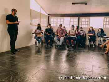 Prefeitura de Cabo Frio forma 64 agentes comunitários - Plantao dos Lagos