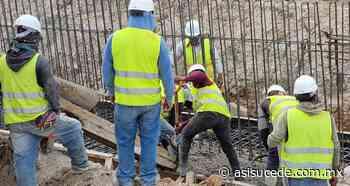 Equipan pozo profundo de agua potable en San Miguel Tenochtitlán - Noticiario Así Sucede