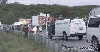 Siete jóvenes murieron en accidente en carretera San Miguel de Allende-Querétaro - infobae