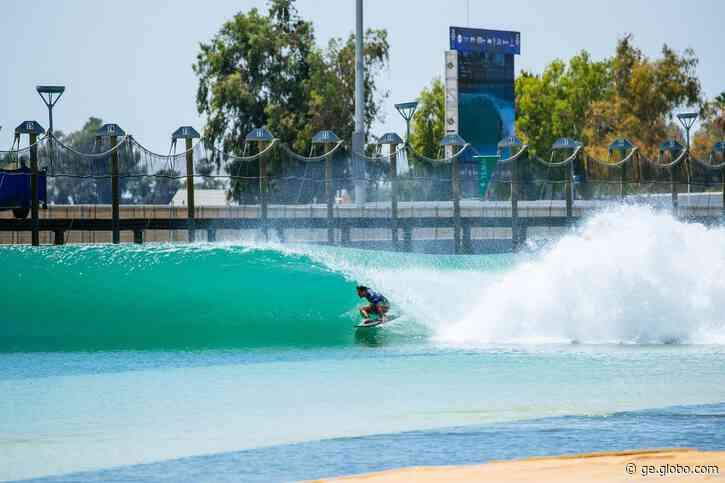 Filipe Toledo supera Gabriel Medina e é campeão do Surf Ranch - globoesporte.com
