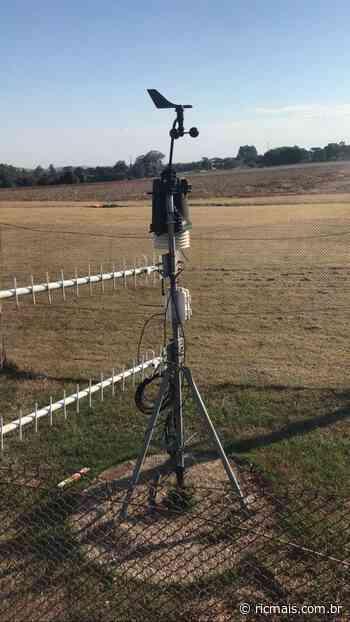 Estação meteorológica em Toledo auxilia produtores rurais do oeste do Estado - RIC Mais