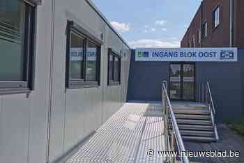 Extra gebouw biedt meer comfort in Sint-Blasius<BR />