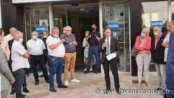 Départementales : Canton de Lens: le RN et le PS s'affronteront au second tour - L'Avenir de l'Artois