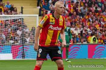 Prêté par le RC Lens depuis janvier, Gaëtan Robail a repris l'entraînement avec Valenciennes - Lensois.com