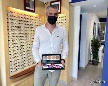 Près de Lens, cet opticien propose des verres révolutionnaires pour les daltoniens - actu.fr