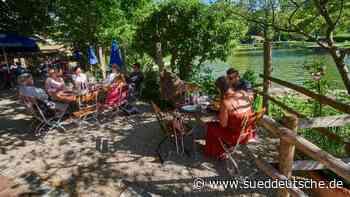 Die acht schönsten Biergärten im Landkreis Eberberg - Süddeutsche Zeitung