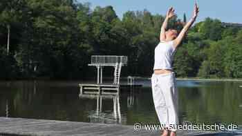 Yoga zur Sonnenwende - Süddeutsche Zeitung