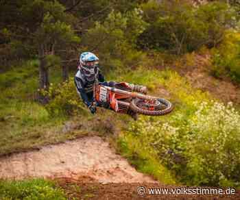 Der Schwerkraft zum Trotz: 16-Jähriger aus Aschersleben will bei Motocross-Weltmeister ganz vorne mitfahren - Volksstimme