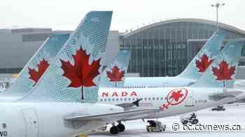 11 flights added to B.C. COVID-19 exposure list last week as pressure to reopen border grows - CTV News Vancouver