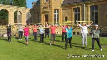 L'abbaye de Laval-Dieu à Monthermé accueille la gymnastique - L'Ardennais