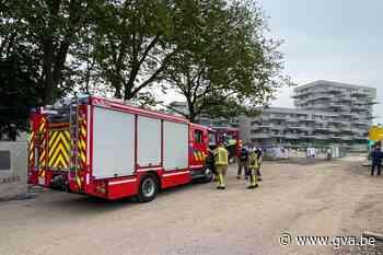 Brandweer ontdekt na keukenbrand grotere brand in aanliggend appartementsgebouw - Gazet van Antwerpen