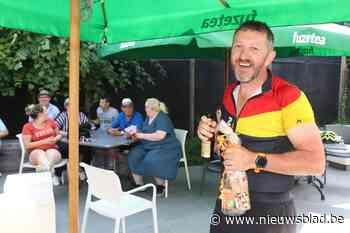 Bezieler 't Kietelt stept 512 kilometer langs de grens van Limburg