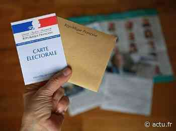 Départementales 2021. Découvrez les résultats du premier tour à Orsay - actu.fr