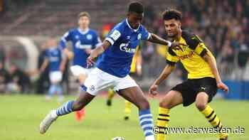 FC Schalke 04: Große Enttäuschung! Youngster kurz vorm Absprung - Der Westen