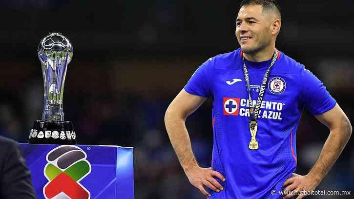 Cruz Azul; ¿Qué pasa con la renovación de Pablo Aguilar?