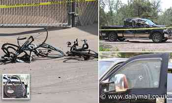 Survivor of Arizona hit-and-run reveals the moment six cyclists were critically injured by driver