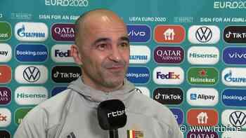 """Roberto Martinez : """"Ce serait irresponsable d'essayer d'avoir un chemin plus facile"""" - RTBF"""