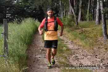 Il réalise le chemin de Saint-Jacques Genève-Le Puy en courant... en quatre jours - La Commère 43
