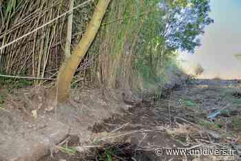 Le Cargadou de Rognac, le chenal historique restauré Rognac chemin du môle samedi 18 septembre 2021 - Unidivers