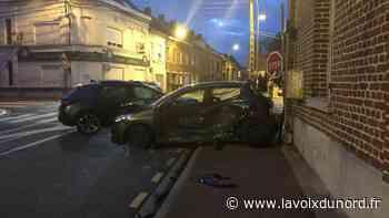 Halluin: un excès de vitesse à l'origine de l'accident chemin de Loisel - La Voix du Nord