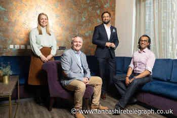 IN4.0 Group: Blackburn entrepreneur's partnership offers 'world-leading' advice - Lancashire Telegraph