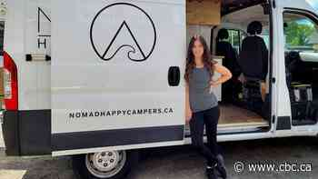 Sydney entrepreneur hopes to make customers happy campers - CBC.ca