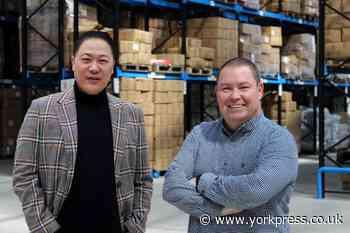York entrepreneur hires former boss as wingman - York Press