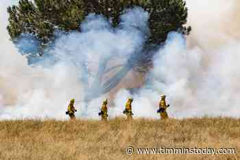 One new fire in the northeast region - TimminsToday