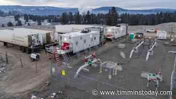 Natural gas trucker picks up industrial, municipal customers - TimminsToday