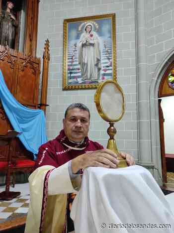 El 24 de junio Templo San Juan Bautista será elevado a Santuario Diocesano - Diario de Los Andes