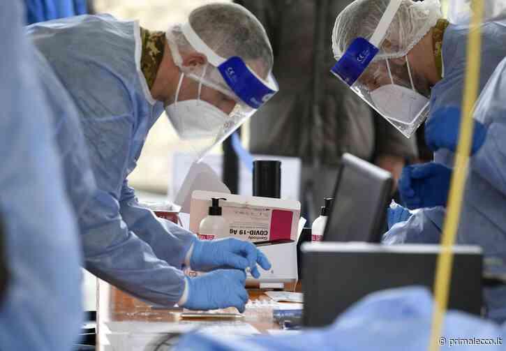 Coronavirus: sei nuovi casi a Lecco. In provincia si sfiorano 25mila contagiati da inizio pandemia - Prima Lecco