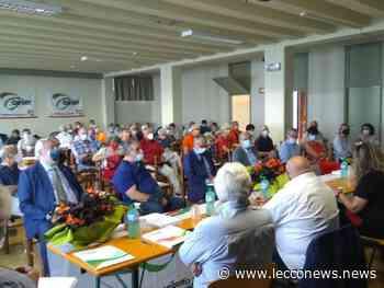 AUSER: CLAUDIO DOSSI CONFERMATO DAL CONGRESSO. 90MILA ORE DI VOLONTARIATO - Lecconews