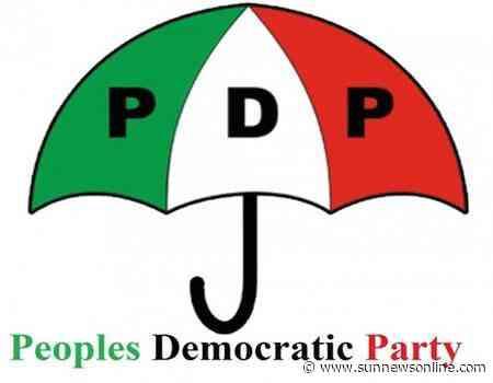 …PDP's national leadership backs Sandy/Gershom ticket for 2023  guber