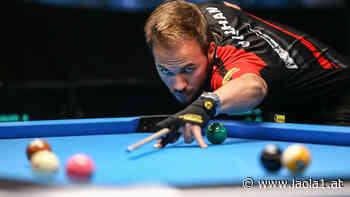 Billard: Gold für Albin Ouschan bei 9-Ball-WM - LAOLA1.at