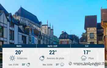 Troyes et ses environs : météo du dimanche 20 juin - L'Est Eclair