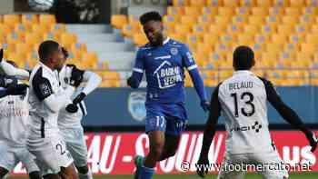 Yoann Salmier refuse de prolonger à Troyes - Foot Mercato