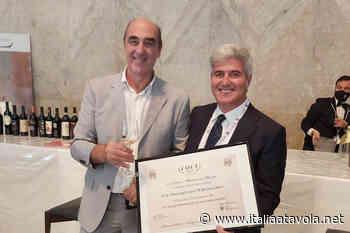 Il Merano wine festival premia Murru, l'enologo di Argiolas - Italia a Tavola