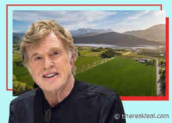 Robert Redford's Utah Ranch Hits Market - The Real Deal