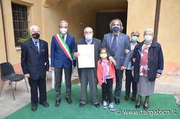 Bra, tre generazioni di Cavalieri della Repubblica a casa di Luciano Cravero - TargatoCn.it