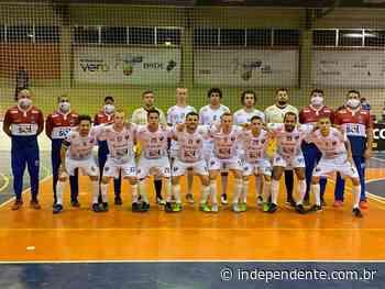 Fora de casa, Alaf vence o Santa Cruz Futsal - independente
