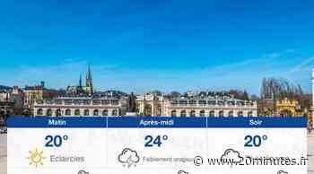 Météo Nancy: Prévisions du lundi 21 juin 2021 - 20minutes.fr