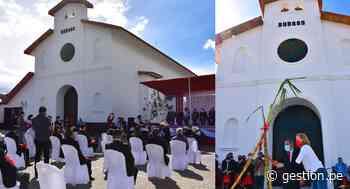 Restaurado templo de Burgos en Chachapoyas listo para recibir a los turistas - Diario Gestión