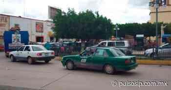 Rioverde, con exceso de taxis - Pulso Diario de San Luis