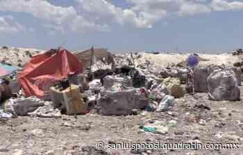 Rioverde y Cd. Fernández generan 200 toneladas diarias de basura - Quadratín - Quadratín San Luis